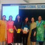 Nutrition workshop at GG Inernational school